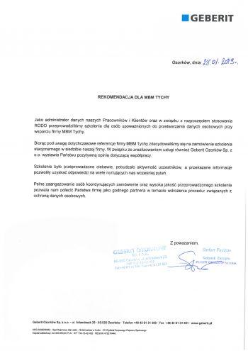 GEBERIT - Ozorków-1