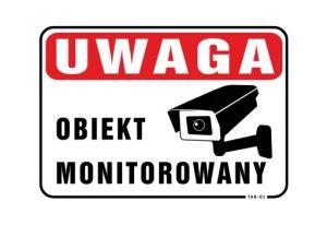 Monitoring wizyjny – ważne informacje dla administratora.