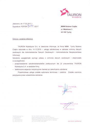 TAURON - Jaworzno