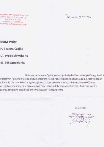 Związki Zawodowe PiP - Olkusz szkolenie-1