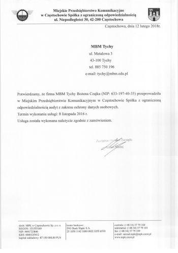 MPK - Częstochowa