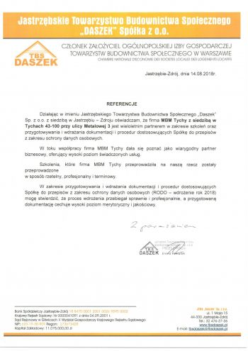 TBS Daszek - Jastrzębie-Zdrój