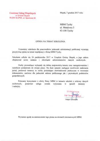 CUW - Słupsk